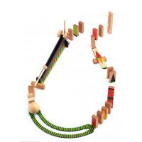 Деревянная игрушка Djeco Конструктор - ЗигнГоу (27 деталей)