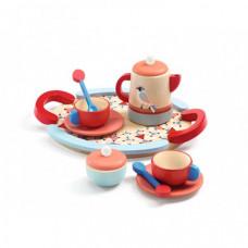 Деревянная игрушка Djeco Сюжетно-ролевая игра Чай