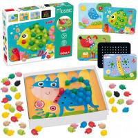 Деревянная игрушка Goula Мозаика Животные 53136