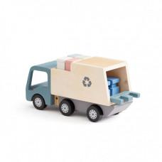 Деревянная игрушка Kid's Concept Aiden Игрушечный мусоровоз
