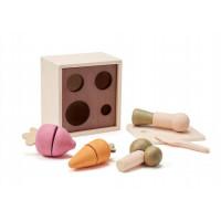 Деревянная игрушка Kid's Concept Овощи Bistro