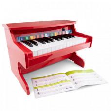 Деревянная игрушка New Cassic Toys Пианино 25 клавиш