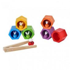 Деревянная игрушка Plan Toys Игра Пчелки