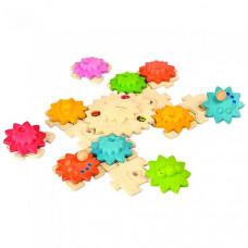 Деревянная игрушка Plan Toys Игра-шестеренки
