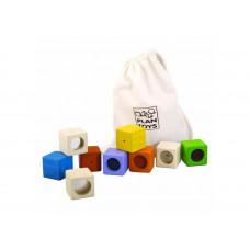 Деревянная игрушка Plan Toys Конструктор Активные блоки