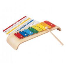 Деревянная игрушка Plan Toys Ксилофон