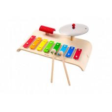 Деревянная игрушка Plan Toys Музыкальный набор