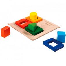 Деревянная игрушка Plan Toys Сортер Формы