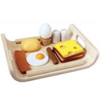 Деревянный игрушечный набор Завтрак