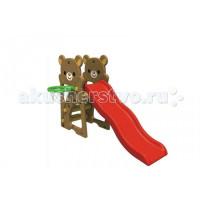 Детская горка Family Медвежата F-773