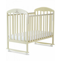Детская кроватка Альма-Няня Венеция (колесо)
