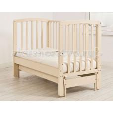 Детская кроватка Angela Bella Бьянка продольный маятник