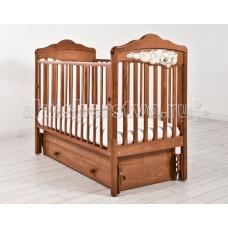 Детская кроватка Angela Bella Изабель универсальный маятник