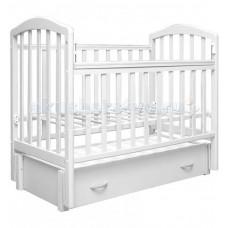 Детская кроватка Антел Алита 6 маятник продольный