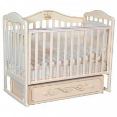 Детская кроватка Антел Alita 77 (универсальный маятник)