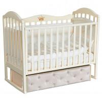Детская кроватка Антел Anita 9 (универсальный маятник)