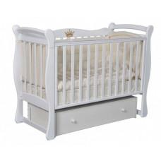Детская кроватка Антел Julia 1 маятник универсальный