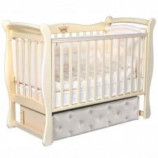 Детская кроватка Антел Julia 1 (универсальный маятник)