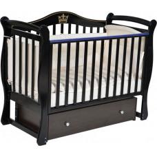Детская кроватка Антел Julia 11 маятник универсальный