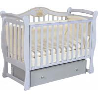 Детская кроватка Антел Julia 111 маятник универсальный