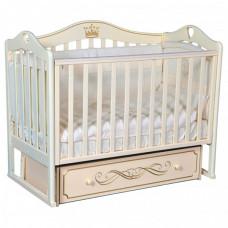 Детская кроватка Антел Karolina 55 универсальный маятник