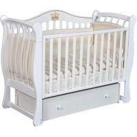Детская кроватка Антел Luiza 33 маятник универсальный