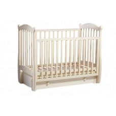 Детская кроватка Baby Luce Карамелька универсальный маятник