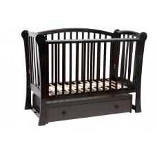 Детская кроватка Baby Luce Лидер 1 (маятник поперечный)