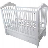 Детская кроватка Baby Luce Слава 2 универсальный маятник