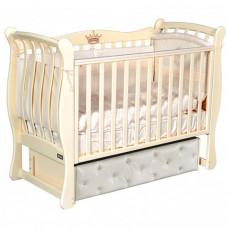 Детская кроватка Bellini Adriana Elegance Premium (универсальный маятник)