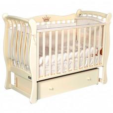 Детская кроватка Bellini Adriana Elegance универсальный маятник