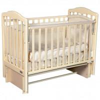 Детская кроватка Bellini Alba Plus универсальный маятник