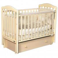 Детская кроватка Bellini Alba Premium универсальный маятник