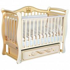 Детская кроватка Bellini Charlize универсальный маятник