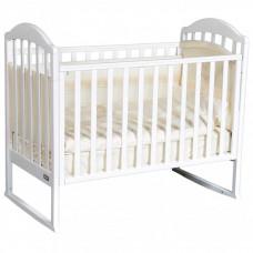 Детская кроватка Bellini Holly колесо/качалка