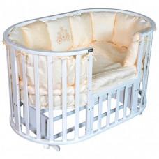 Детская кроватка Bellini Laura 6 в 1 универсальный маятник