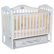 Детская кроватка Bellini Letizia Elite универсальный маятник