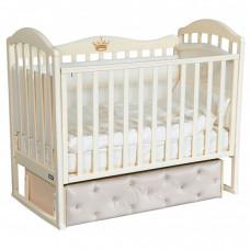Детская кроватка Bellini Silvia Premium (универсальный маятник)