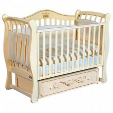 Детская кроватка Bellini Stella Elegance универсальный маятник