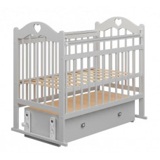 Детская кроватка Briciola 12 маятник универсальный