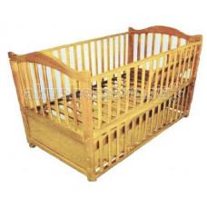 Детская кроватка Chloe & Ryan Seio 001 140х70 см