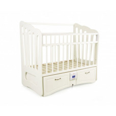 Детская кроватка Daka Baby Укачай-ка 06 Валенсия (поперечный маятник)
