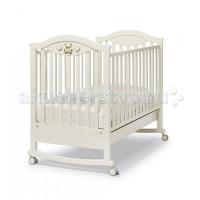 Детская кроватка Erbesi Amour качалка