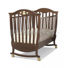 Детская кроватка Erbesi Brigette качалка