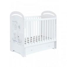 Детская кроватка Everflo Milan ES-005