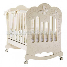 Детская кроватка Feretti Charme качалка