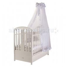Детская кроватка Feretti FMS Elegance продольный маятник