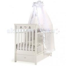 Детская кроватка Feretti FMS Elite продольный маятник