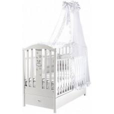 Детская кроватка Feretti FMS Ricordo продольный маятник