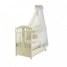 Детская кроватка Feretti FMS Romance продольный маятник